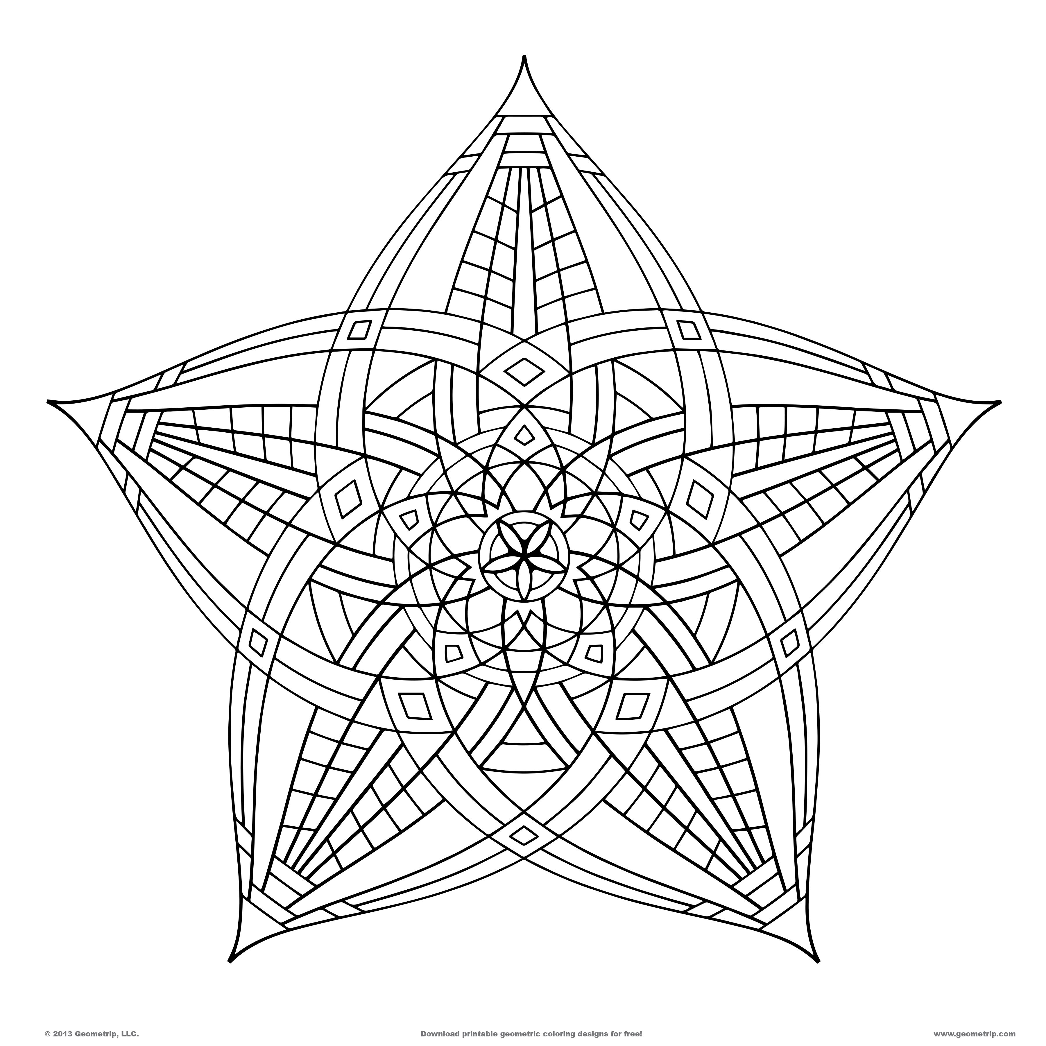 Pin By Christine's Creations On Coloring Adult / Mandala