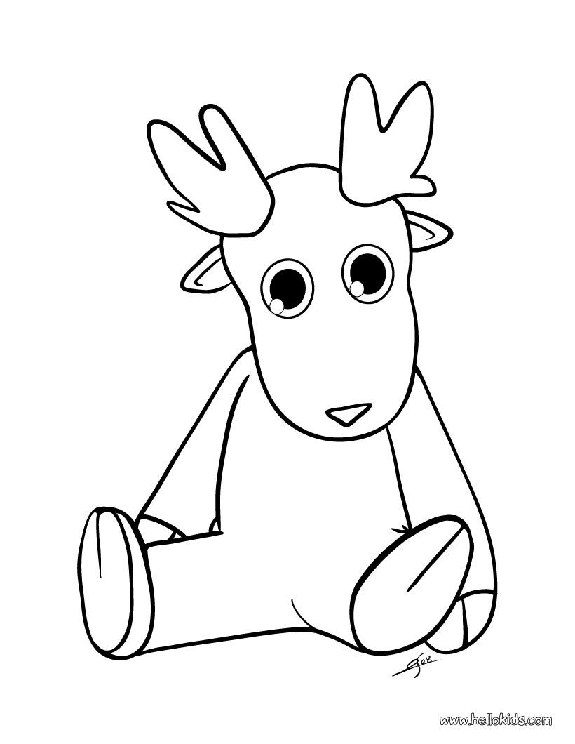Christmas Coloring Pages |  Can Choose More Coloring