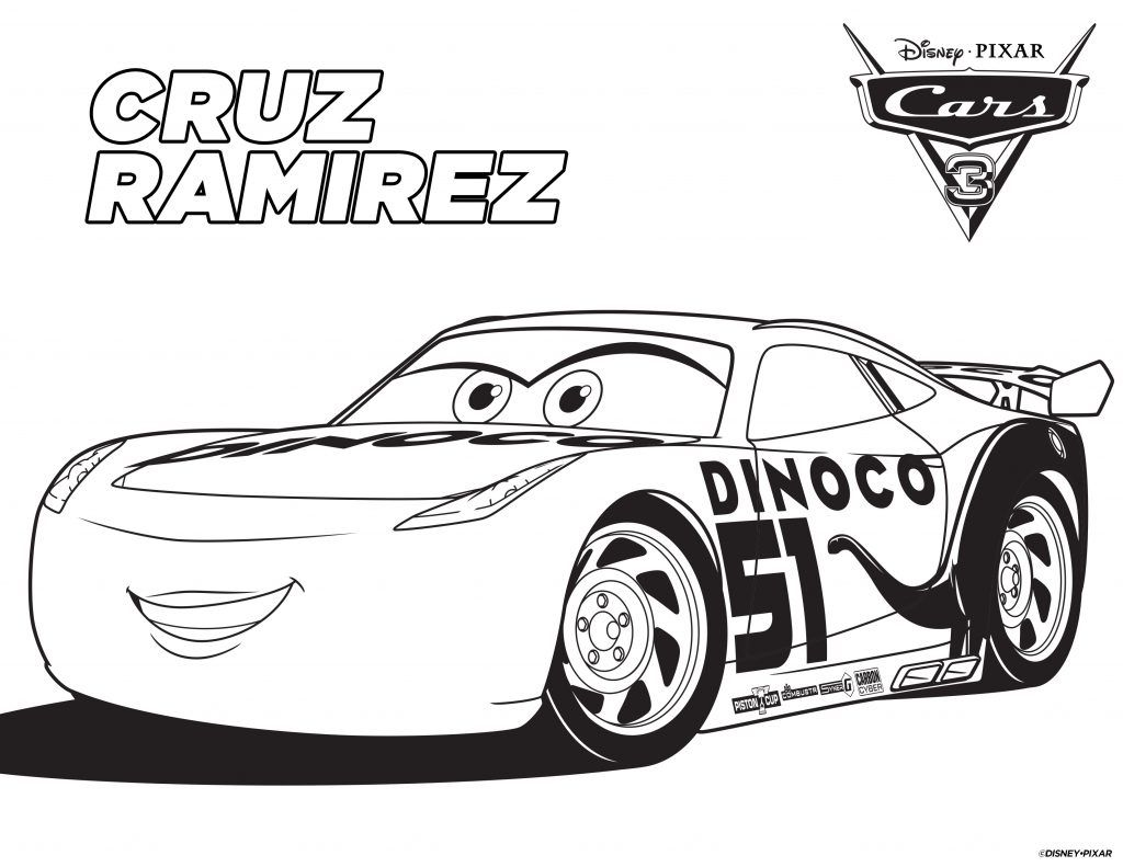 Cars Coloring Pages | Activities | Cars Coloring Pages