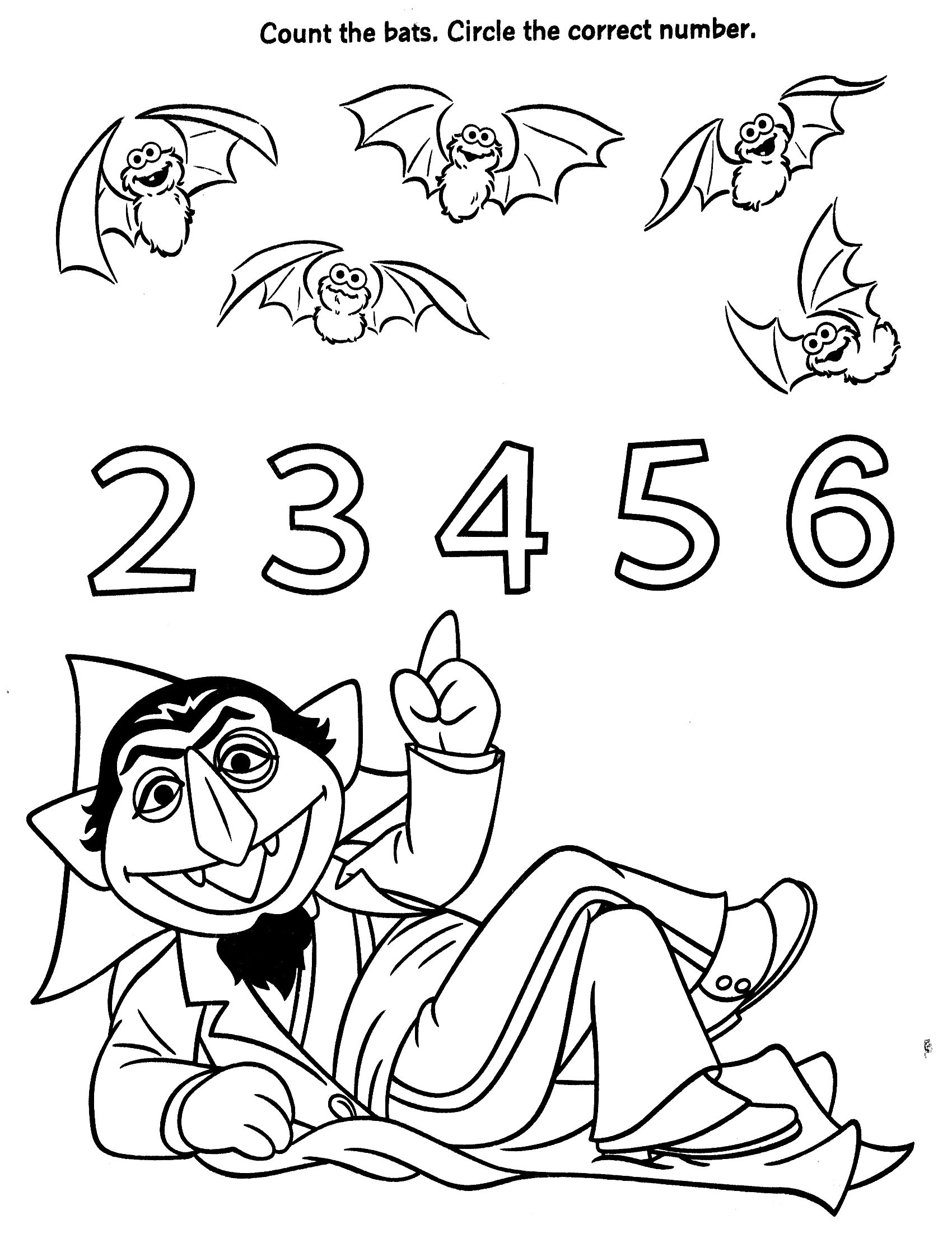 Sesame Street Coloring Pages - Bing Images   Elmo World's