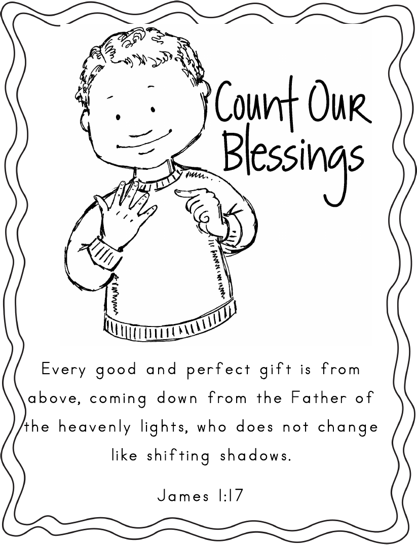 Thanksgiving Coloring Pages Scripture   Scribd   God: Bcm