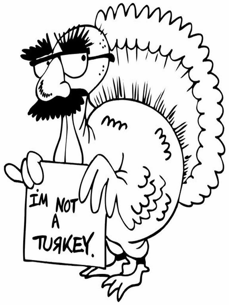 Pin By Debbie Turek On Projects To Try | Turkey Coloring