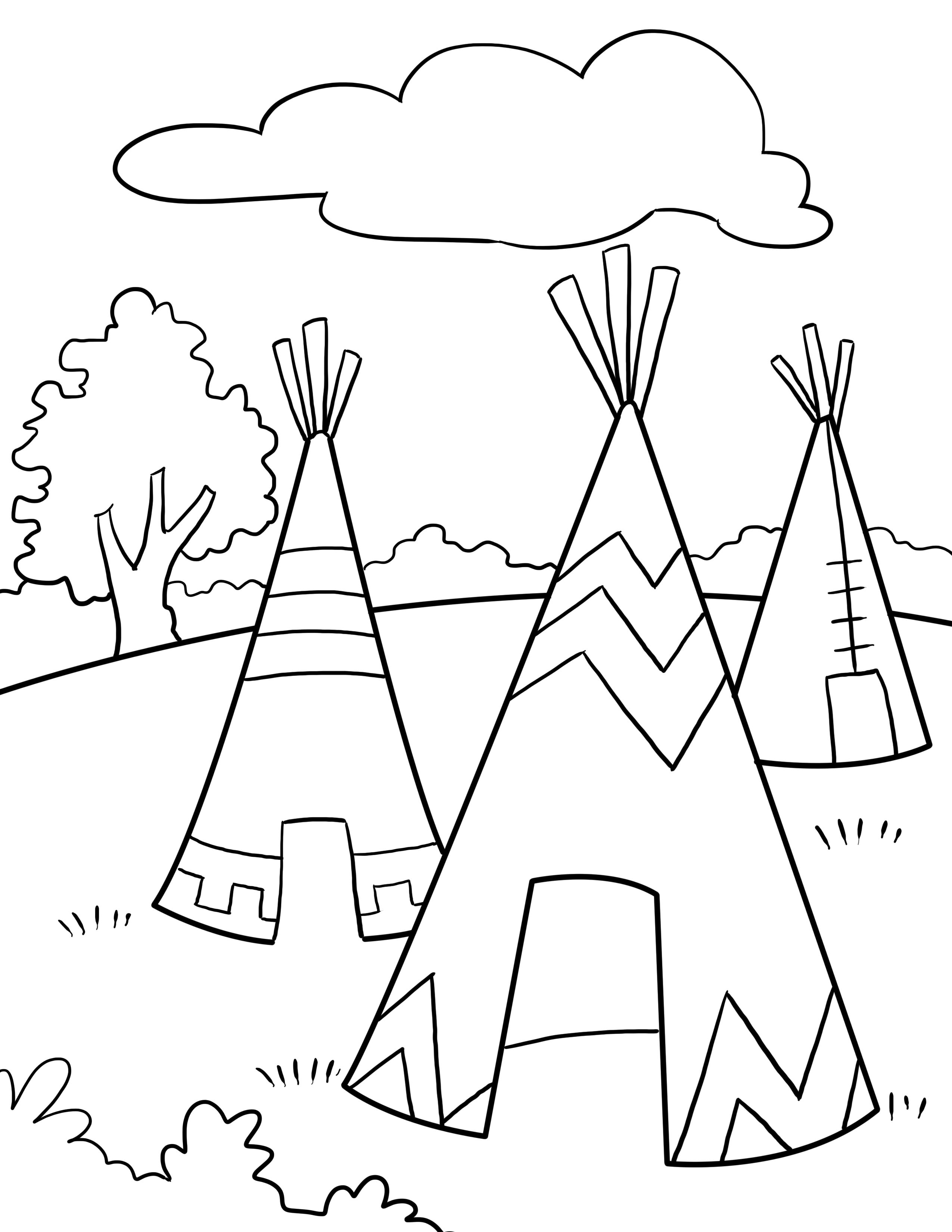 Thanksgiving Coloring Pages | Preschool And Craft Ideas