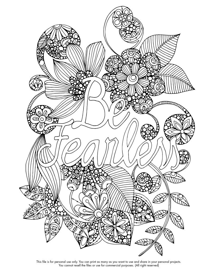 Pin By Danni Krisinger On Coloring Pages | Printable Adult