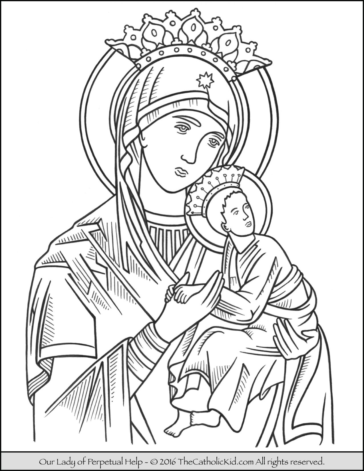 Pin On Coloring Pages >> Religious