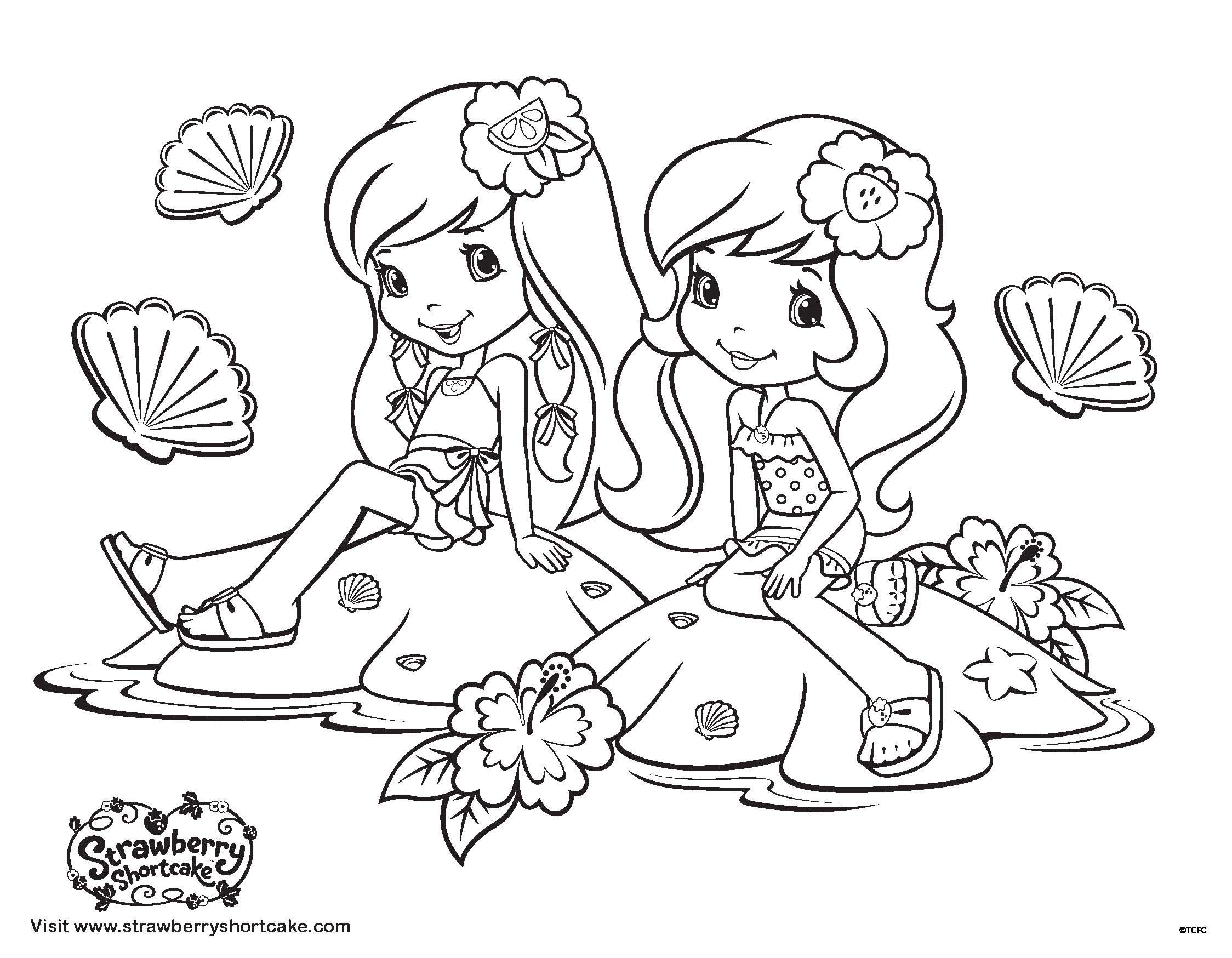 Color Up Some Summer Fun With This New Coloring Book Page