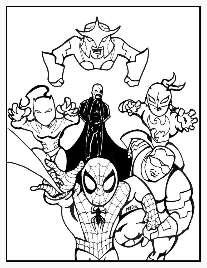 Ultimate Spiderman Coloring Pages 10 Ic Coloring