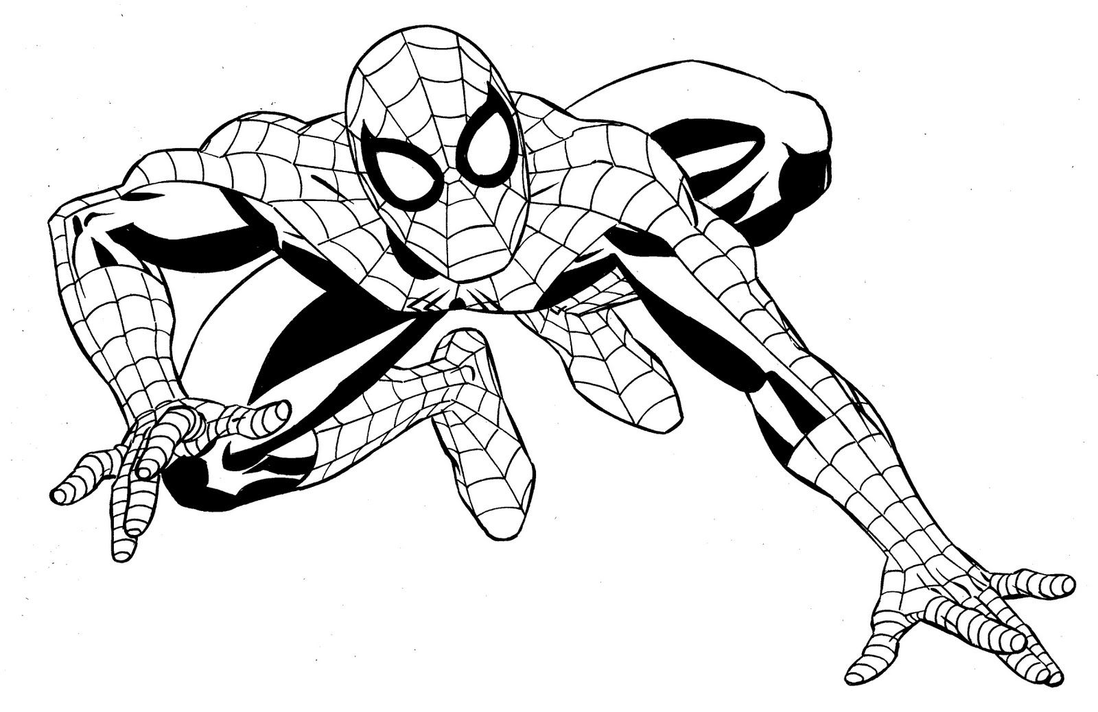 Superheroes Coloring Pages | Marvel Superheroes Coloring