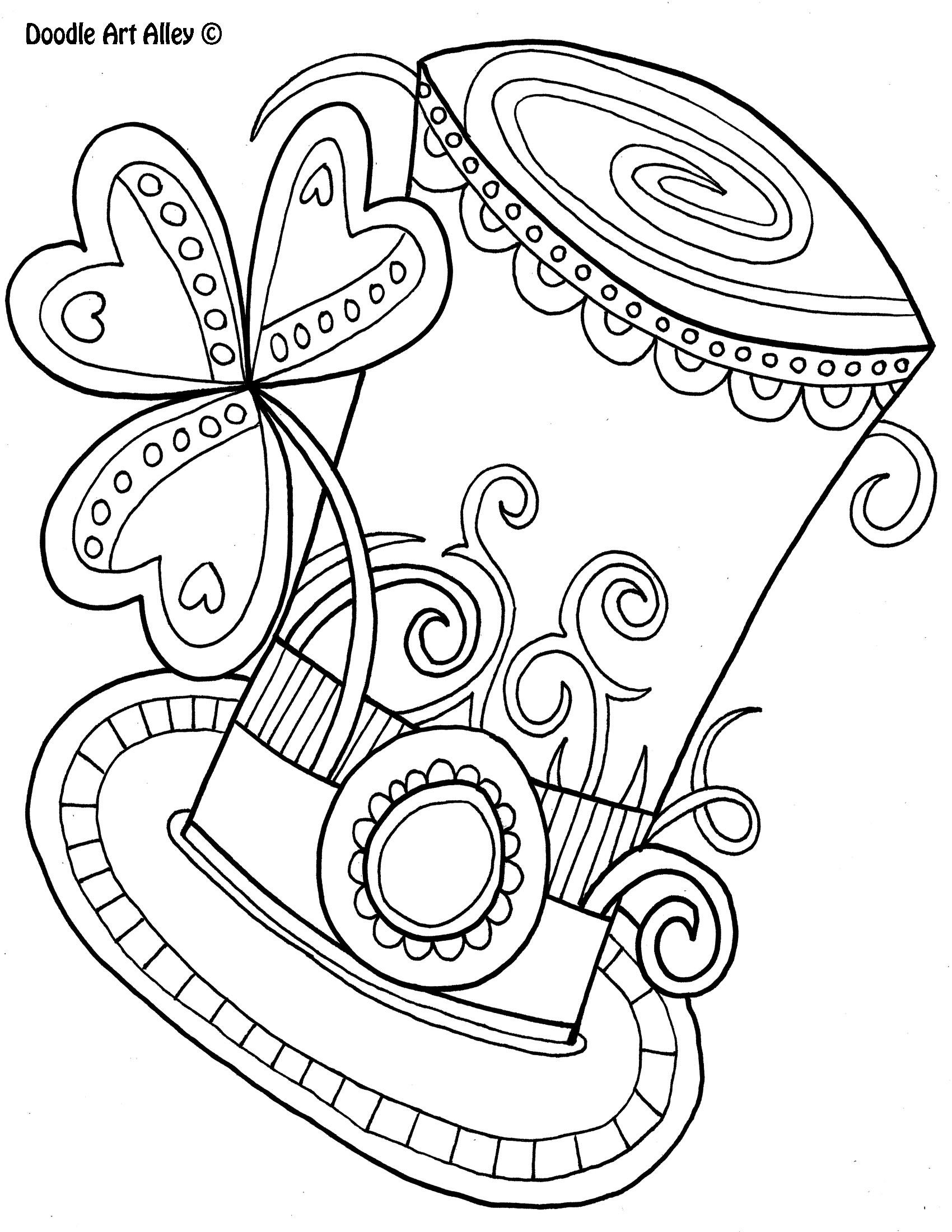 Pin By Alice Johnson On Coloring Pages To Print | Coloring