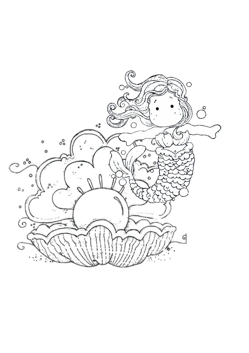 Pin By Simone Maltais On Coloring Pages | Magnolia Stamps