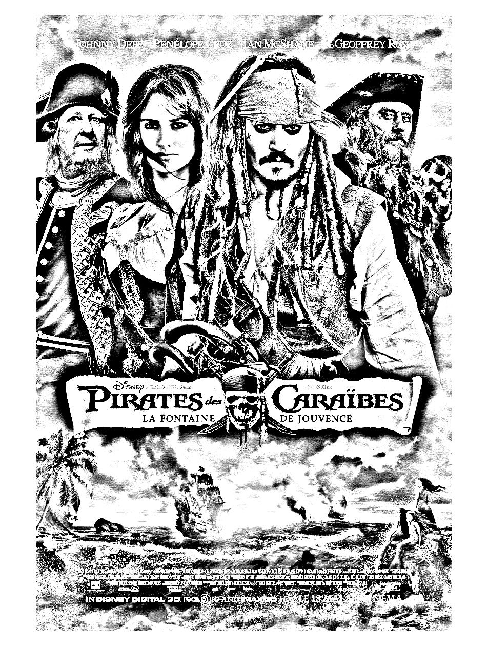 Free Coloring Page Coloring-movie-pirates-des-caraibes-4