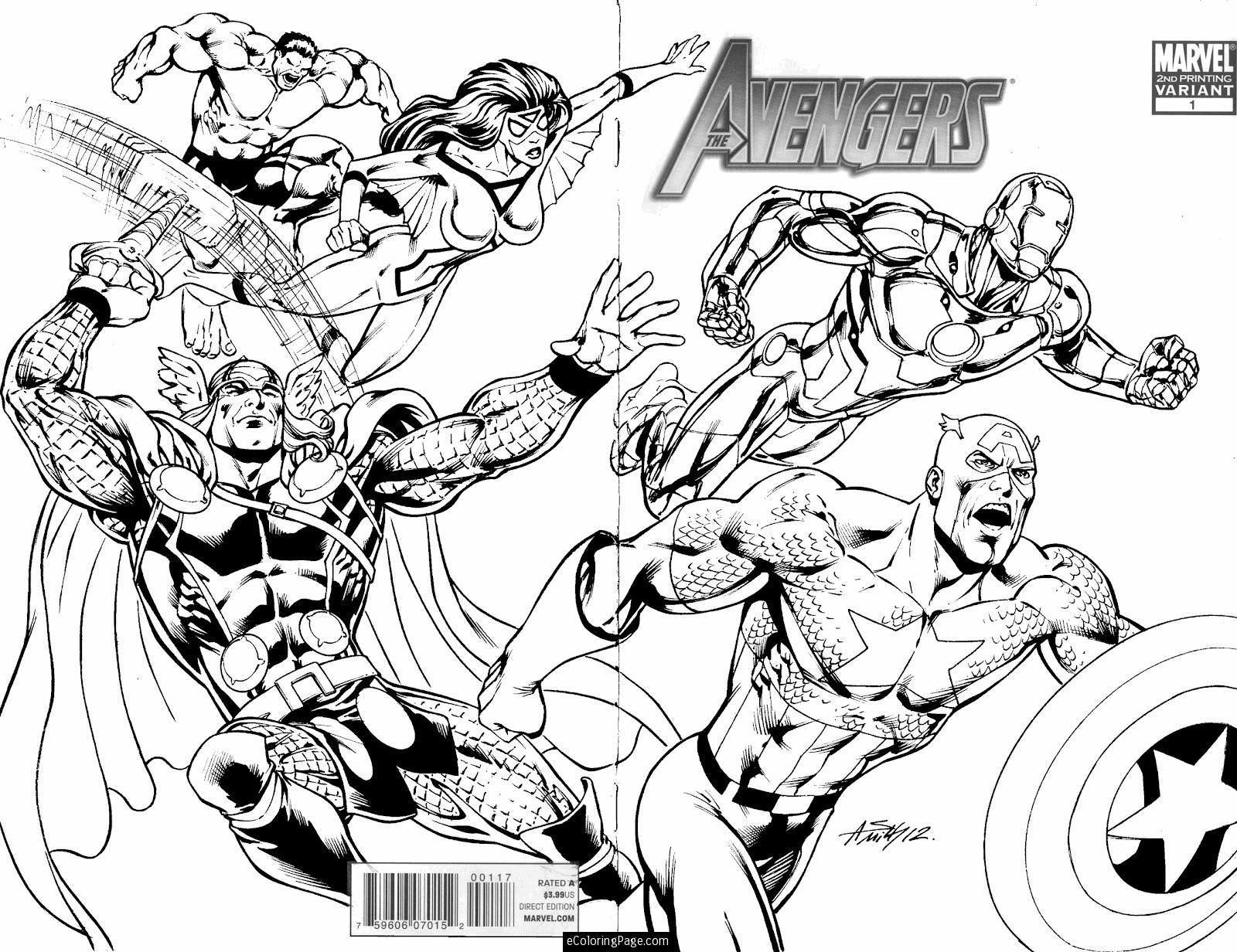 All Superhero Coloring Pages | Downloadmarvel Superheroes