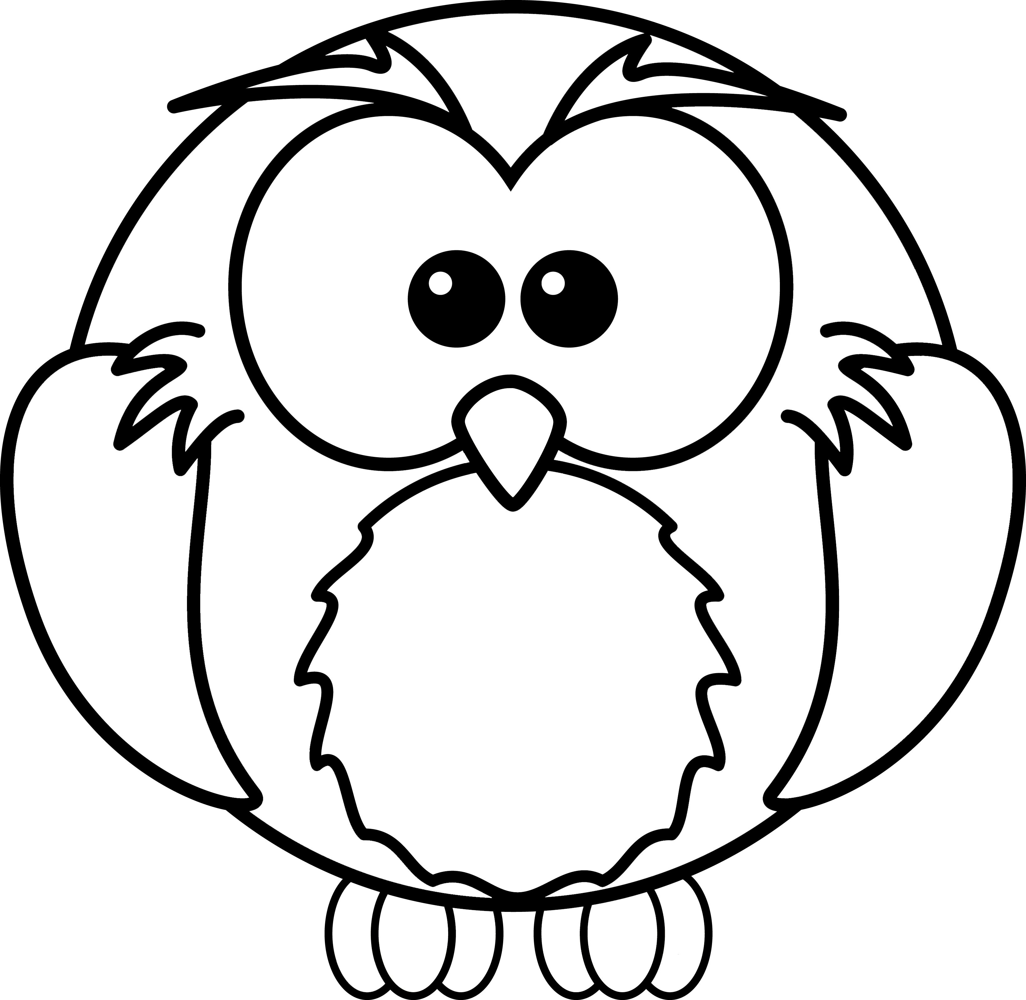 Free Printable Owl Coloring Pages For Kids | Owl Coloring