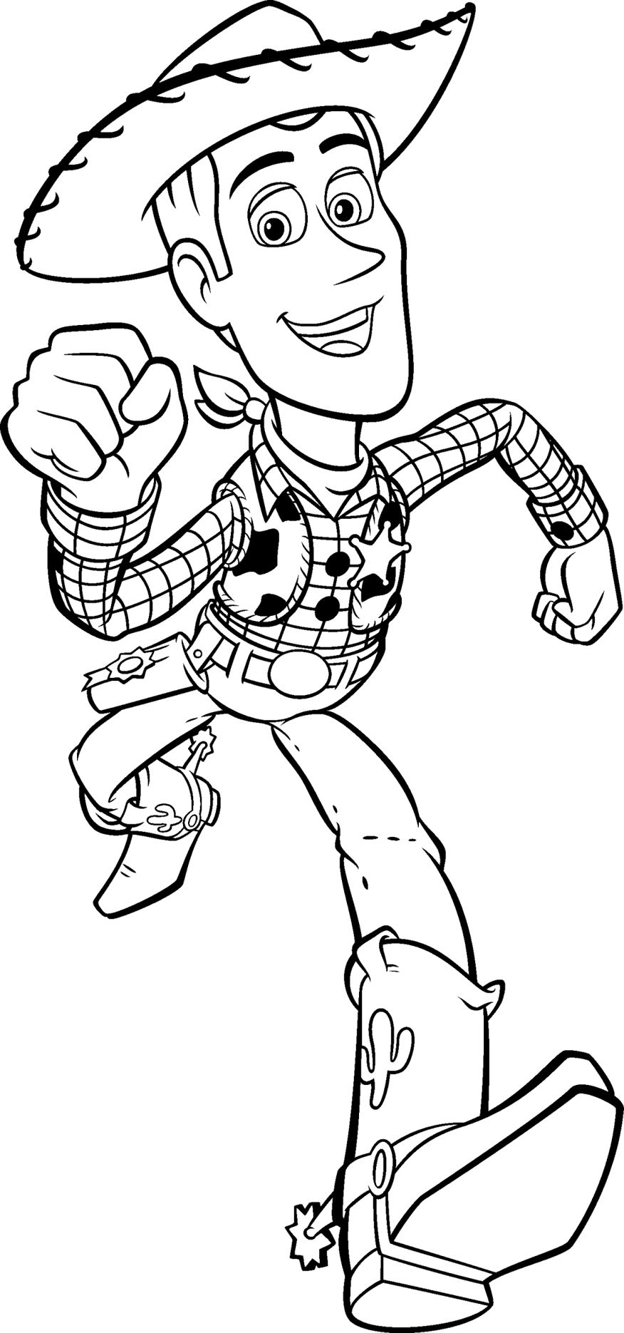 Coloring Pages Disney - Dr Odd | Disney Coloring Pages
