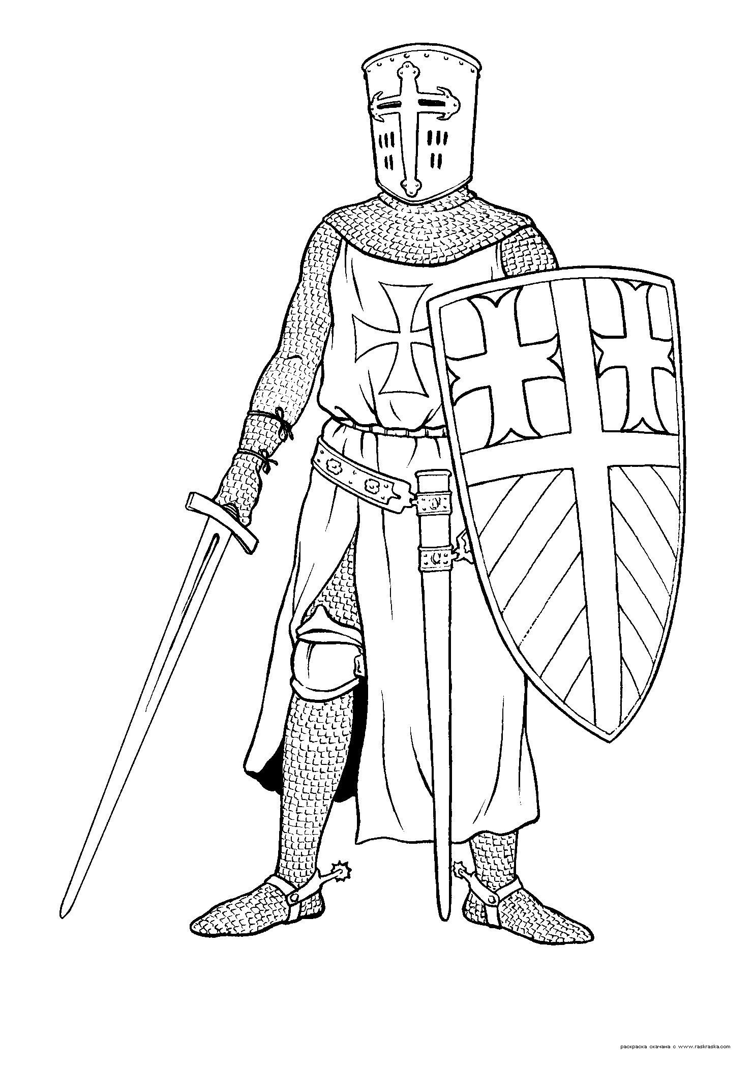 ð ñ�ñ�ð°ñ�ñ�-ðºñ�ðµñ�ñ�ð¾ð½ð¾ñ�ðµñ� | Castle Coloring Page, Medieval Drawings