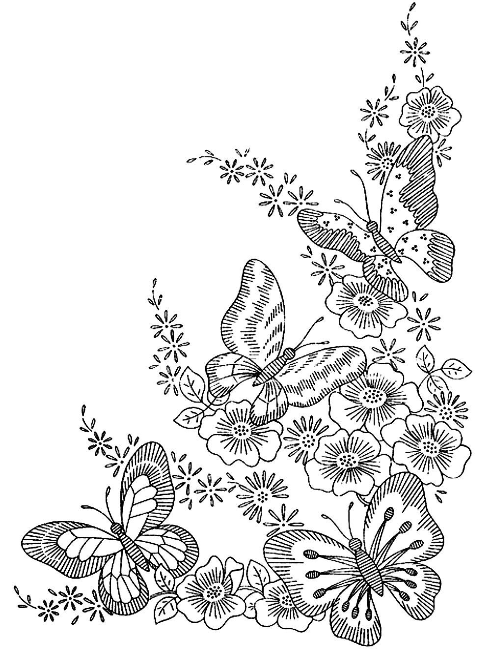 To Print This Free Coloring Page â«coloring-adult-difficult