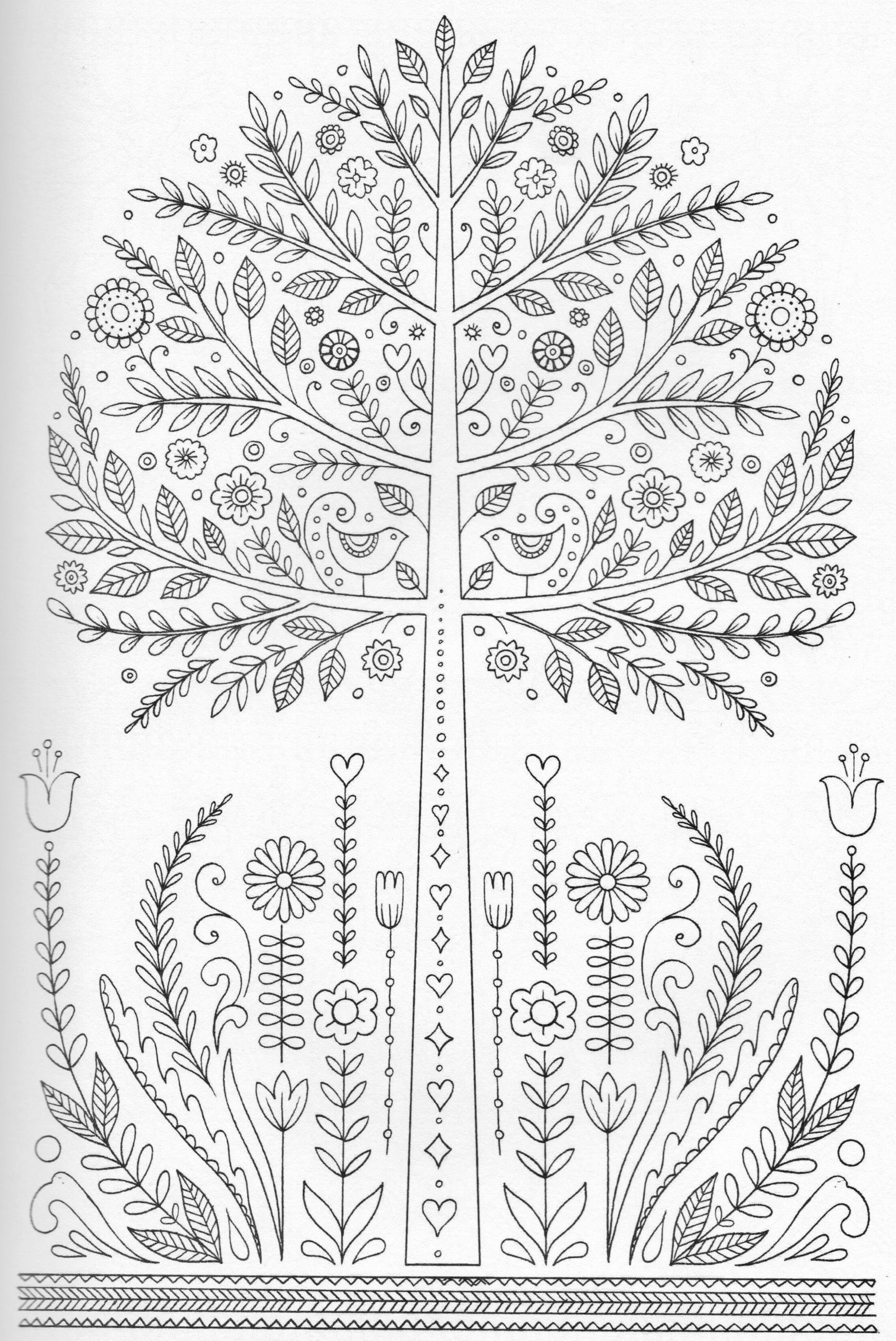 Adult Coloring Page | Printables | Free Adult Coloring Pages