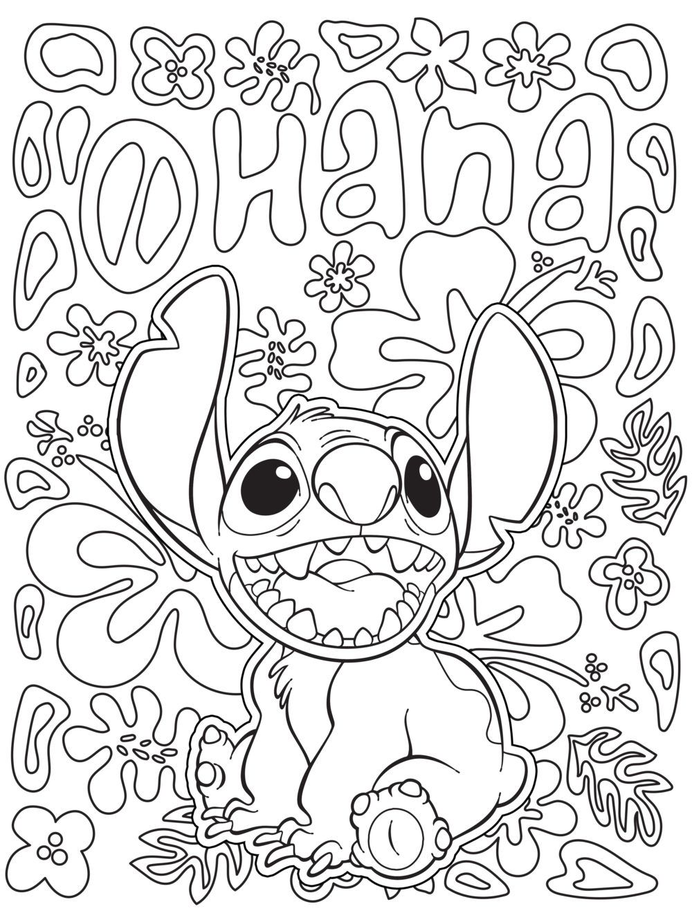 Celebrate National Coloring Book Day With | Cartoon Coloring