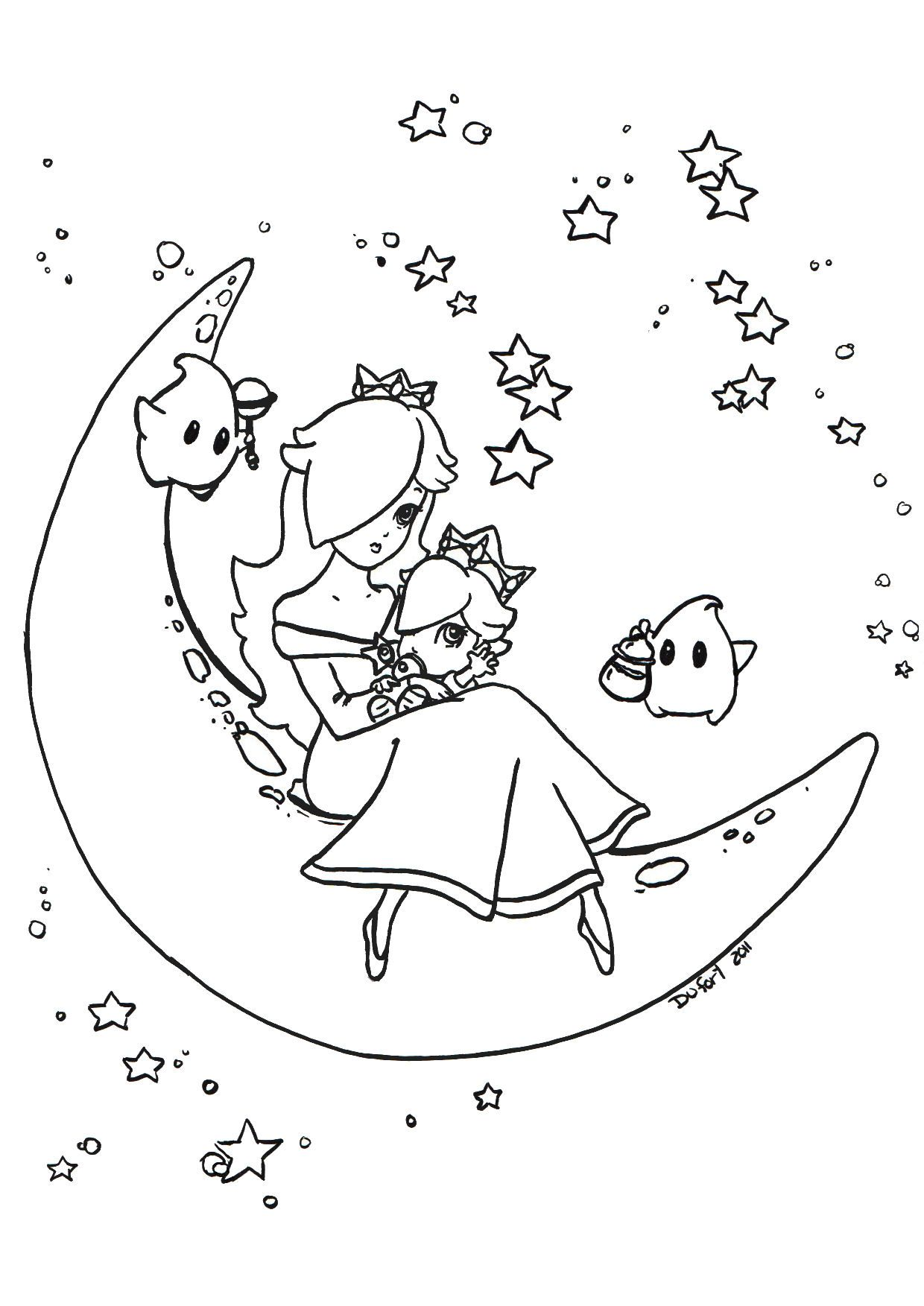 Pin By Kristina Hanes On Coloring Pages | Mario Coloring