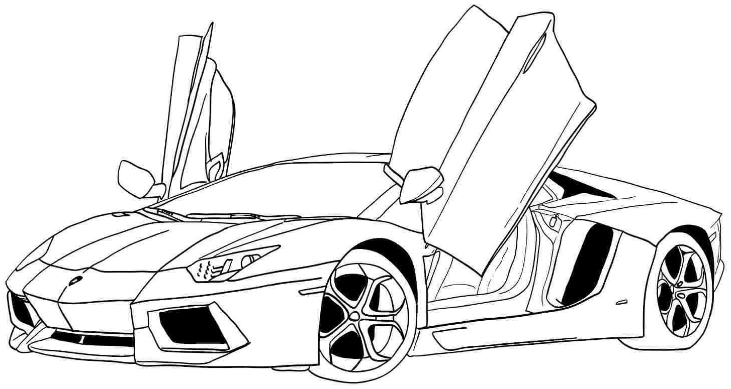 Coloring Pages For Boys   Coloring Page   Cars Coloring