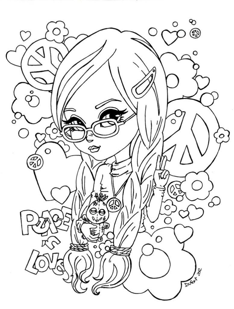 Peace Coloring Pages | Printable Pages I Want To Color