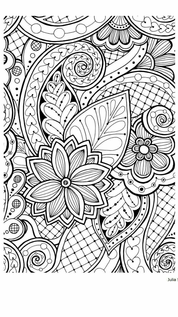 Pin By Jamie Arbogast On Zentangle | Coloring Pages, Adult