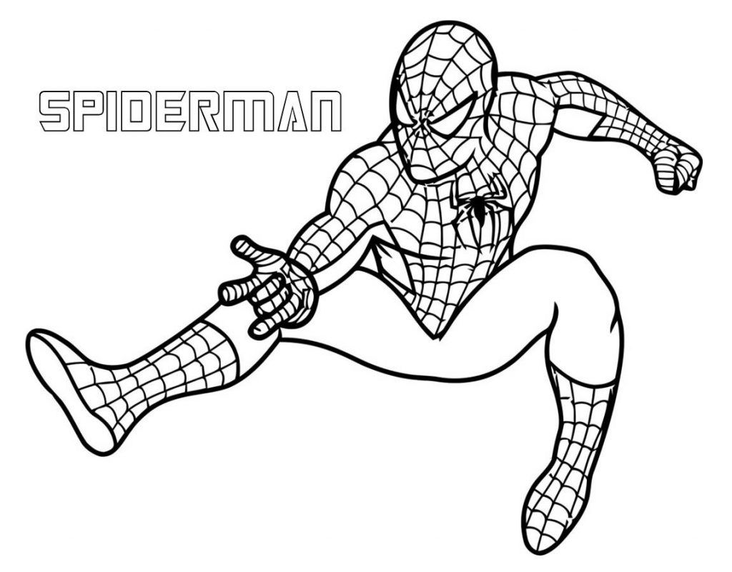 Superhero Coloring Pages | Coloring Pictures | Superhero