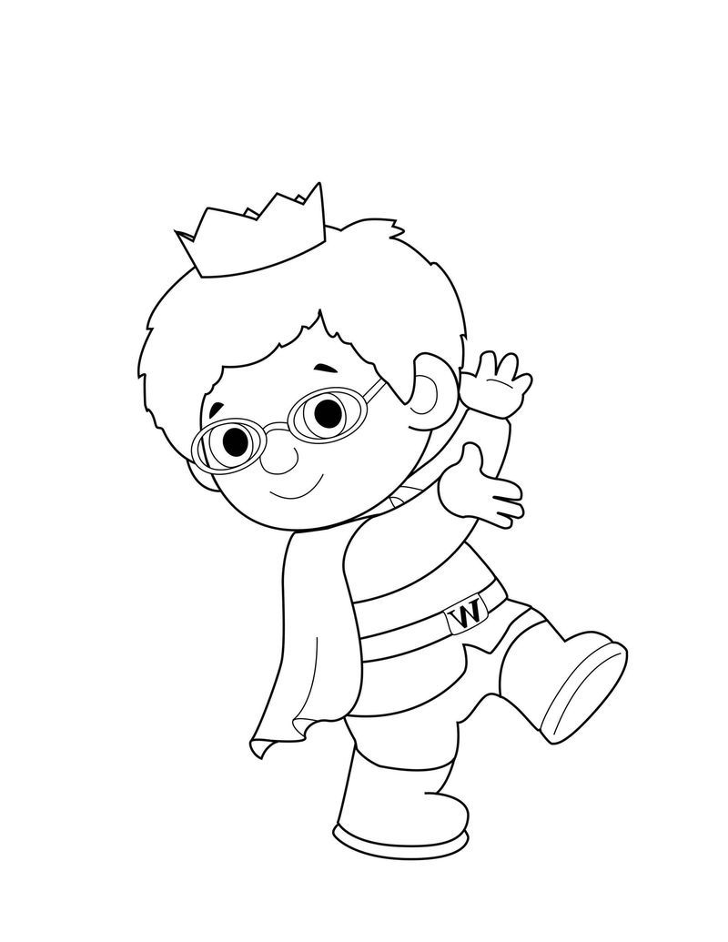 Daniel Tiger Coloring Pages Ideas For Kids | Coloring Pages