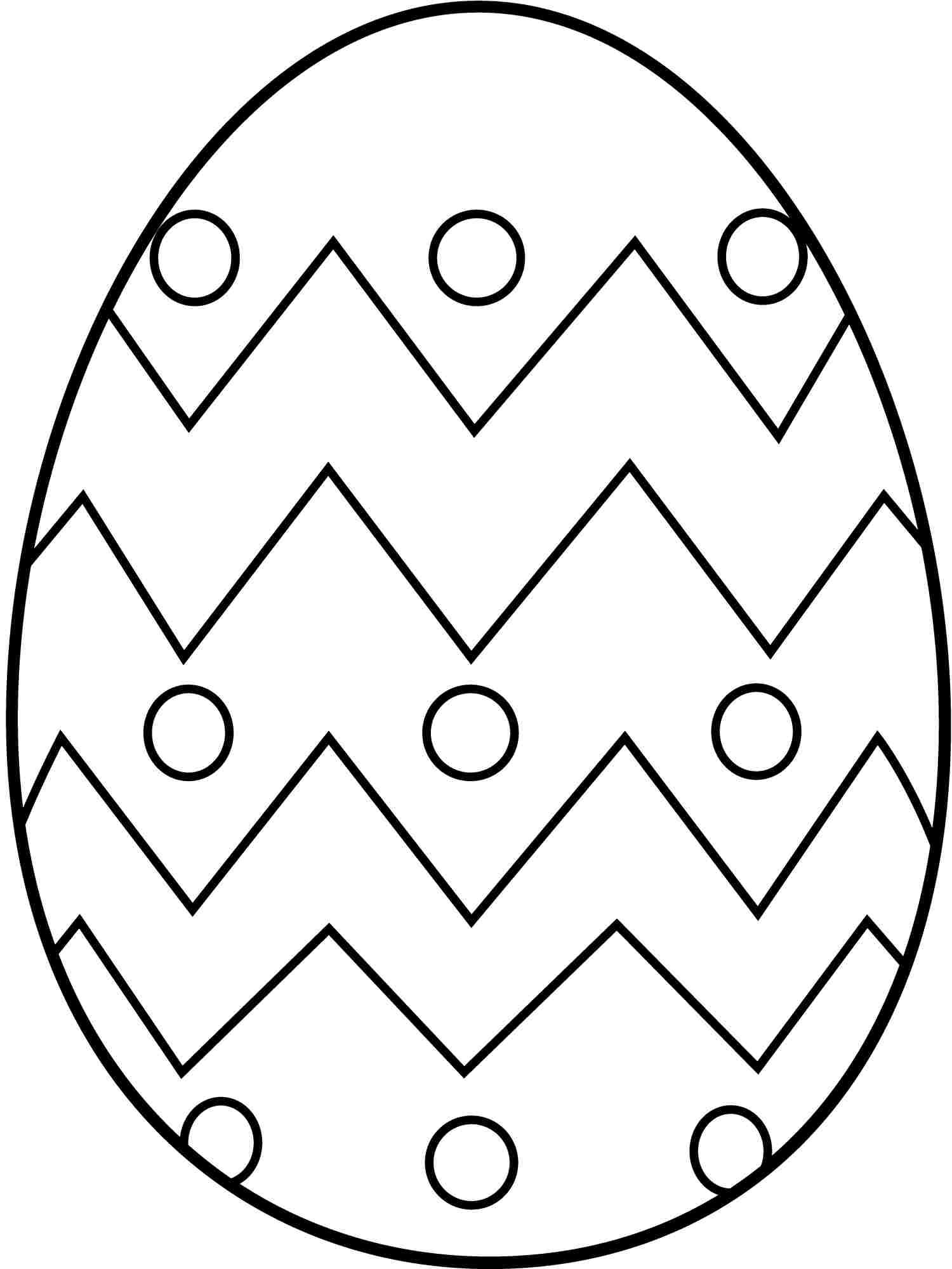Pin By Christy Harris On Crafts   Easter Coloring Pages