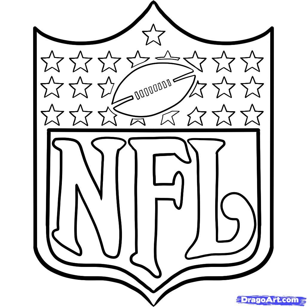 Football Coloring Pages & Sheets For Kids | Football Themed